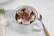 5分钟做一杯❗️暖心暖胃❗️棉花糖热巧克力的做法