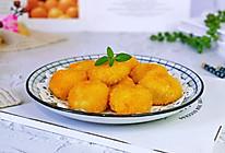 #一道菜表白豆果美食#酥炸汤圆的做法
