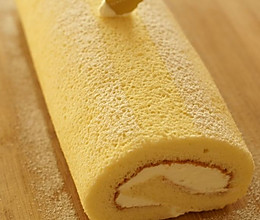 蜂蜜蛋糕卷的做法