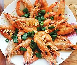 凉拌鲜虾的做法