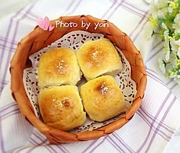百吃不腻--淡奶油椰蓉奶酪面包的做法