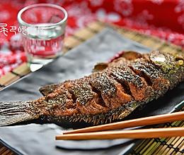 香酥鲫鱼的做法