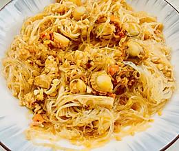 #美食视频挑战赛#蒜香粉丝扇贝金针菇的做法