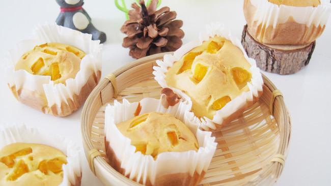 黄桃小蛋糕的做法