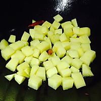 香辣土豆咖喱鸡翅--雄鸡标椰浆试用报告四的做法图解8