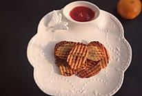 烤土豆片(孜然味)的做法