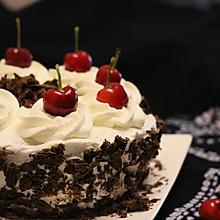 黑森林蛋糕|属于樱桃的季节