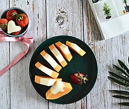 低脂健康零食:木瓜奶冻的做法