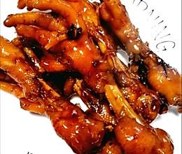 可乐鸡翅+可乐鸡爪的做法