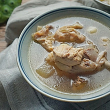 厨房小白,也能做出鲜美的莲子冬瓜鲜鸡汤