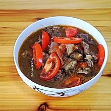 牛肉炖柿子 #520,美食撩动TA的心#