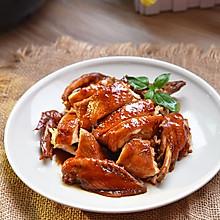 三杯鸡#铁釜烧饭就是香#