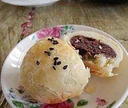 红豆酥饼的做法