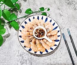 闽南白灼虾#中秋团圆食味#的做法
