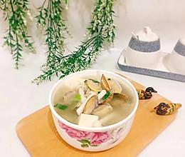 鲜味花蛤豆腐汤的做法