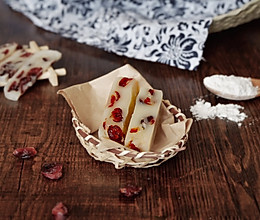蔓越莓年糕,懒人微波炉版#福临门面粉舌尖上的寻味之旅#的做法