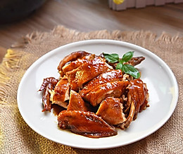 三杯鸡#铁釜烧饭就是香#的做法