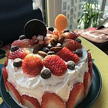草莓蛋糕了