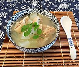 冬瓜羊排汤的做法
