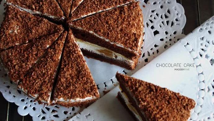 山寨黑森林蛋糕