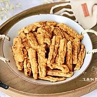 #福气年夜菜#巨好吃的椒盐杏鲍菇,比吃小酥肉还过瘾的做法图解14