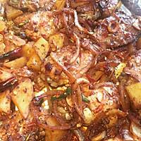 炒鸡过瘾的麻辣鸡翅土豆的做法图解15