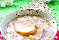 白芷绿豆薏仁汤的做法