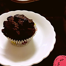 复刻星巴克巧克力麦芬蛋糕