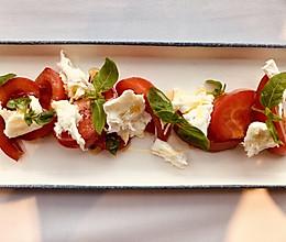 简单的番茄沙拉的做法