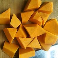 红枣山药炖南瓜的做法图解1