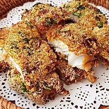 香酥烤鱼排