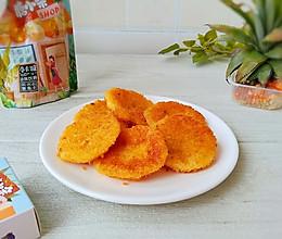 低脂零卡糖菠萝饼的做法
