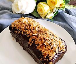 一款成人蛋糕---黑啤巧克力蛋糕的做法