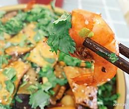 香辣干锅虾-厨房新手的首学硬菜的做法