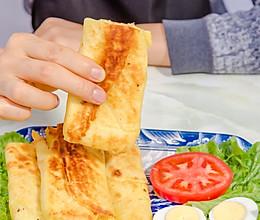 营养满满的寿司鸡蛋饼的做法