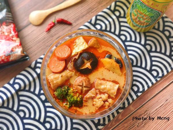 麻辣烫——家庭版自制小火锅的做法
