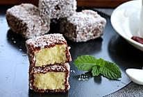 雷明顿蛋糕#蒸派or烤派#的做法