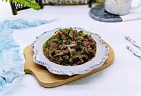 小炒羊肉卷#金龙鱼外婆乡小榨菜籽油 外婆的食光机#的做法