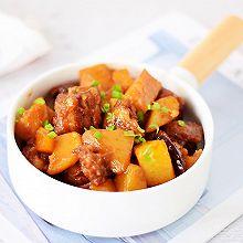 排骨炖土豆