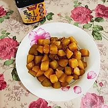酱汁土豆#酱香鲜#