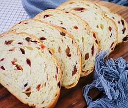 无油无糖无蛋无奶的坚果面包的做法