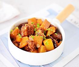 排骨炖土豆的做法