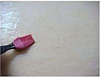 芝麻盐全麦花卷的做法图解4