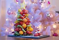 水果圣诞树【初味日记】的做法