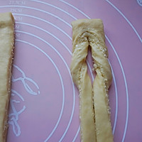椰蓉面包条的做法图解14