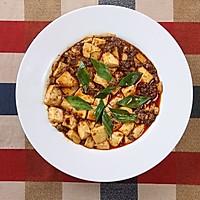 【变厨神】麻婆豆腐 吃不到别人豆腐、那就吃自家麻婆豆腐~的做法图解7