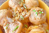 #饕餮美味视觉盛宴#豆腐泡酿肉的做法
