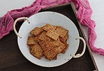 #快手又营养,我家的冬日必备菜品# 大米锅巴的做法