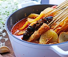 #硬核菜谱制作人#自制钵钵鸡的做法