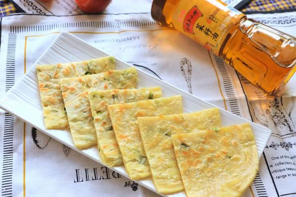 葱油饼#舌尖上的外婆香#的做法